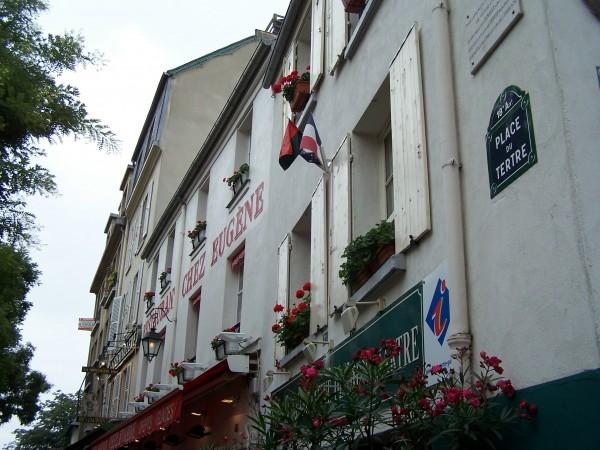 Place du Tertre, Paris 2008