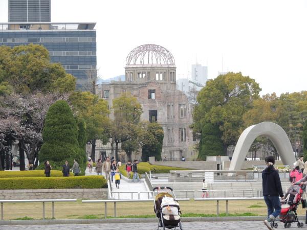 Hiroshima a marzo