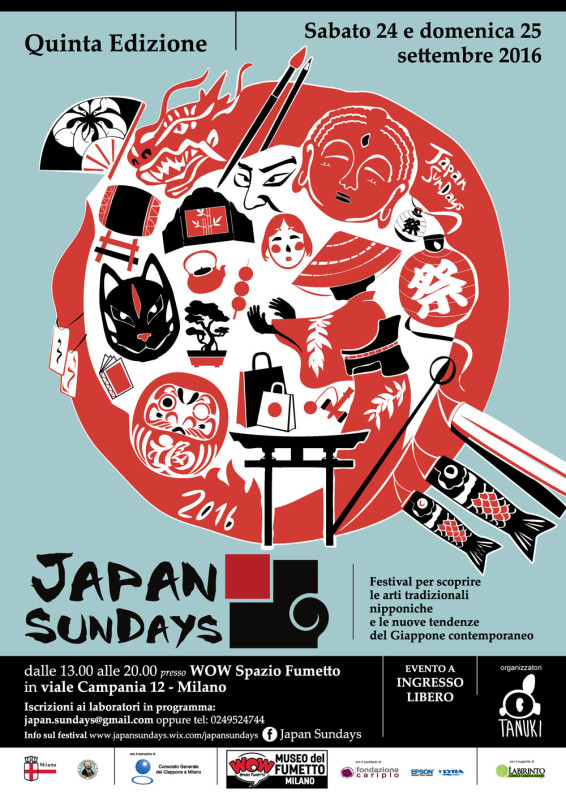 Locandina Japan SunDays 2016-bassa