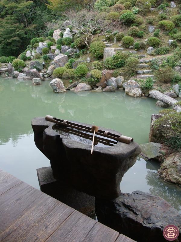 Un angolo segreto. Chishakuin, Kyoto. Dicembre 2015.